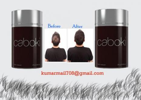 Caboki Hair Building Fiber now available in Bangladesh