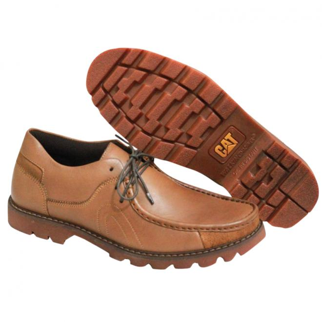 Caterpiller(CAT) Master Color Leather Boot