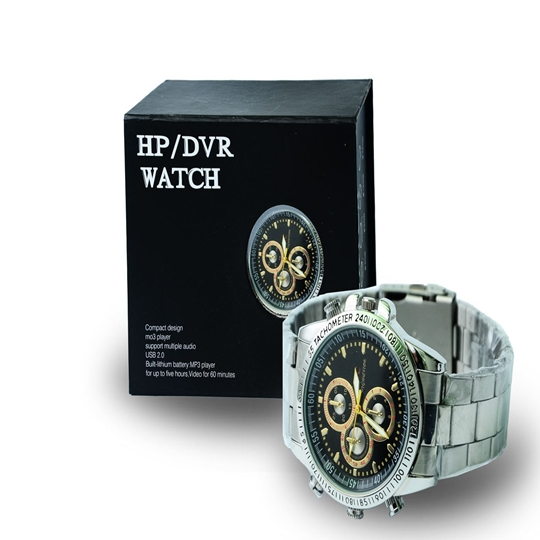 Watch with Video Function