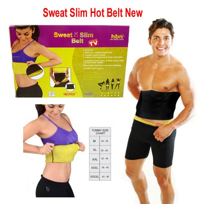 Sweat Slim Belt Now available in bangladesh Buy1 Get1 Free