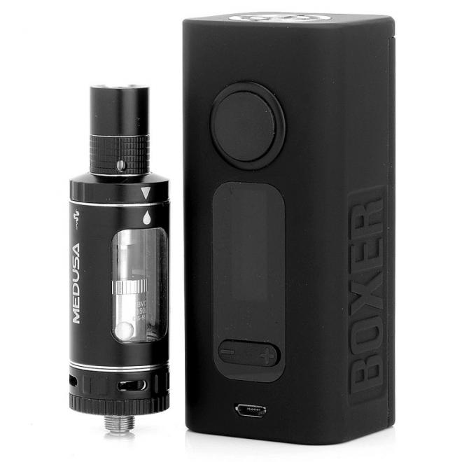 Boxer 80W TC by Geeco (Black)
