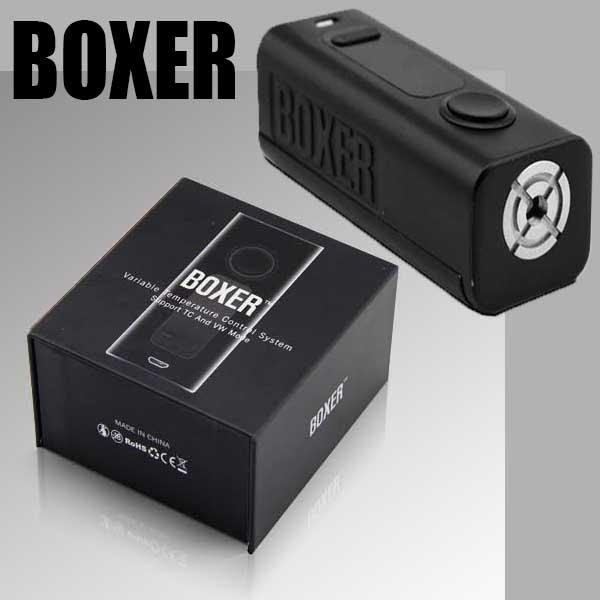 Boxer 80W TC ..by Geeco (Black)