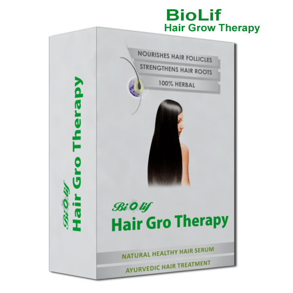 Biolife Hair gro therapy
