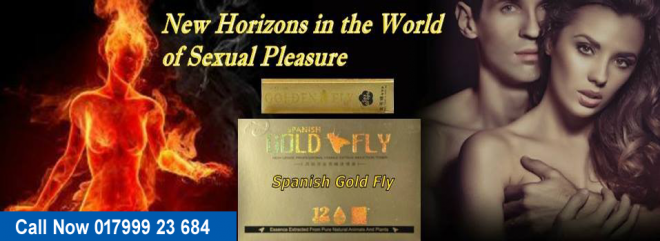 Spanish Gold Fly Female Sexual Enhancer - Liquid Drops - 12 Tubes