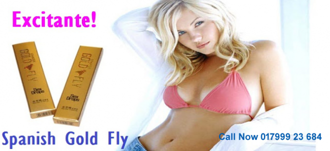 Spanish Gold Fly Female Sexual Enhancer Liquid Drops 12 Tubes