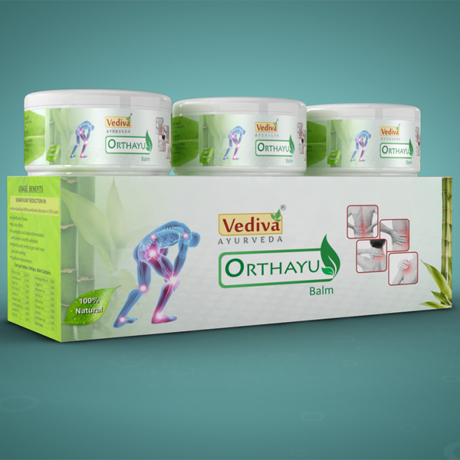 Orthayu  Pain Relieving Balm