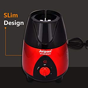 Jaipan750-Watt Kitchen Beauty Mixer Grinder Red