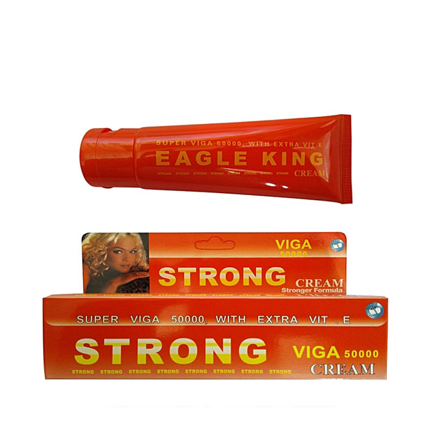 Strong Eagle King Viga Delay Cream