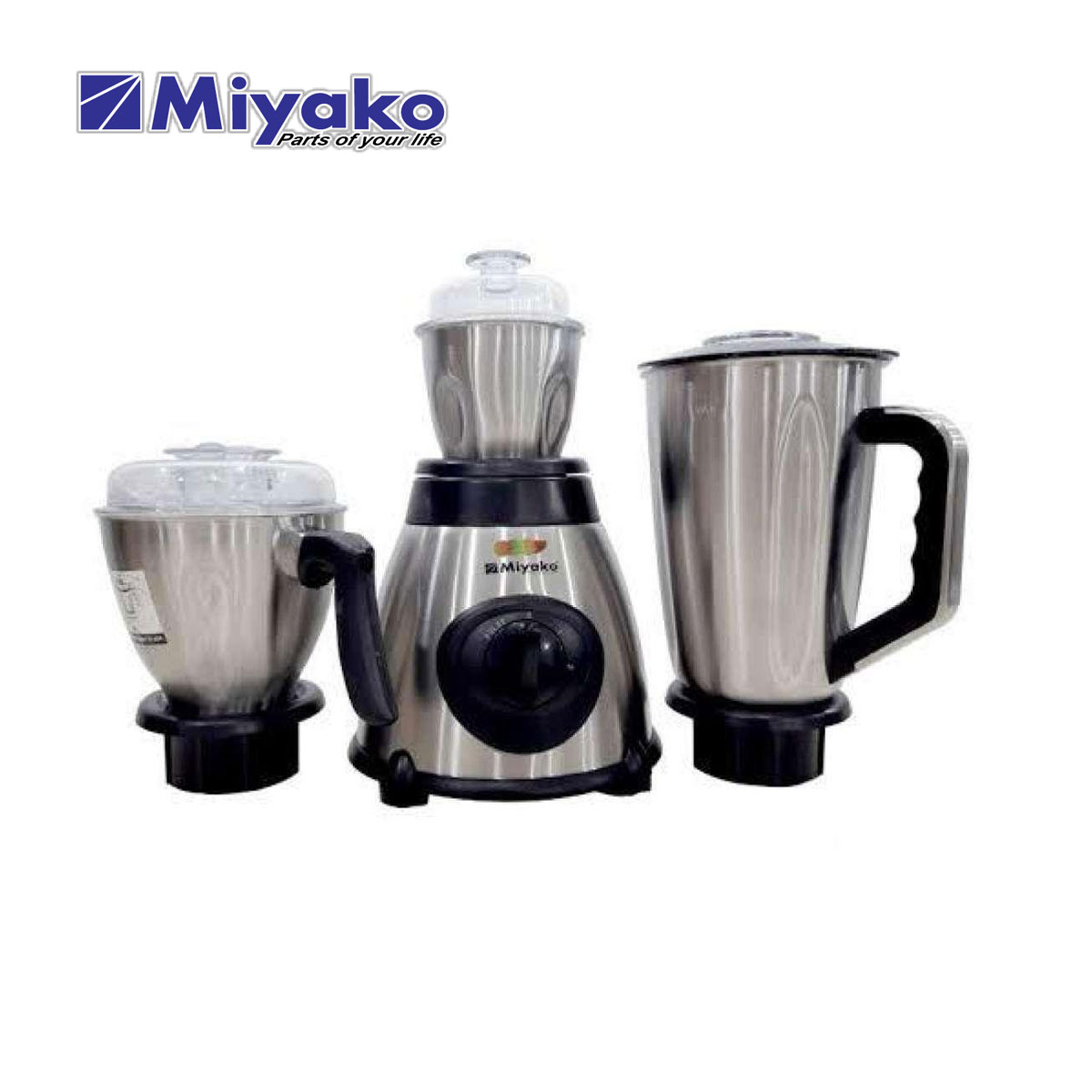 Miyako 600 watt Steel Blander Havy Duty Powerful motor