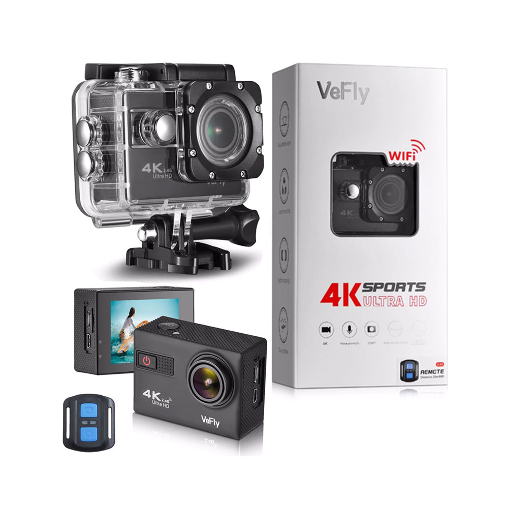 4k Sports Ultra HD Camera 16.0 megapixels
