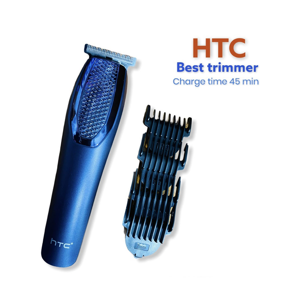 HTC AT 1210 Rechargeable Professional Hair Trimmer for Men