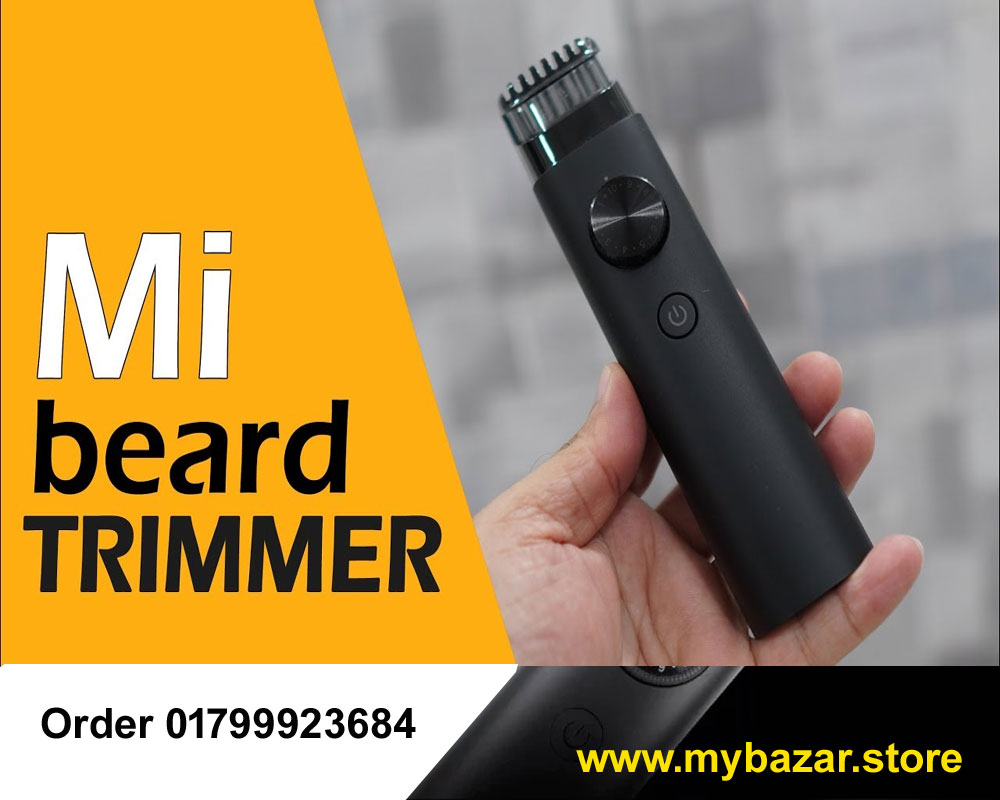 Mi Beard Trimmer Made for the modern man